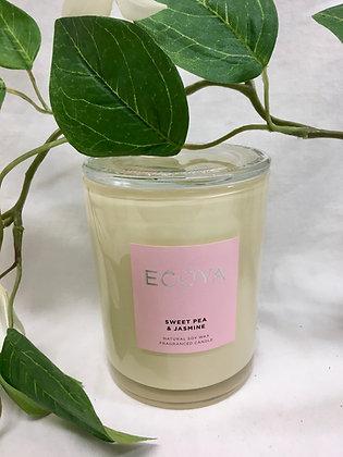 Ecoya - Sweet Pea and Jasmine Metro Jar
