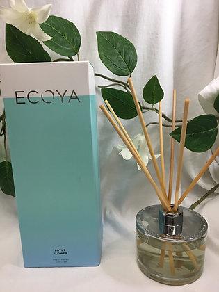 Ecoya - Lotus Flower Fragranced Diffuser