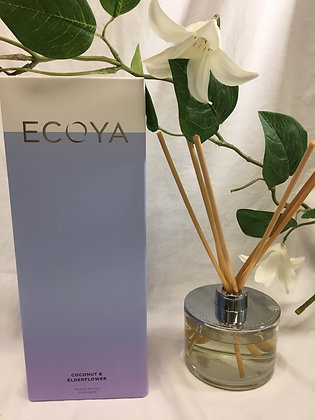 Ecoya - Coconut and Elderflower Fragranced Diffuser