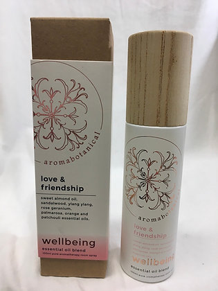 Love and friendship aromabotanical room spray