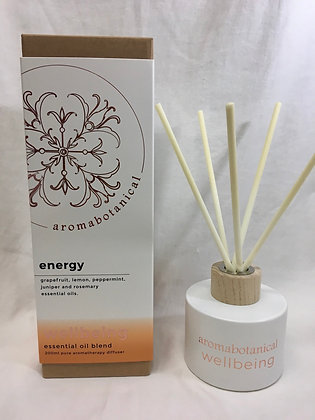 Energy aromabotanical reeds