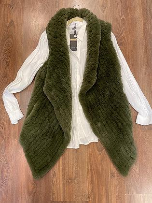 Heywood Fur Vest