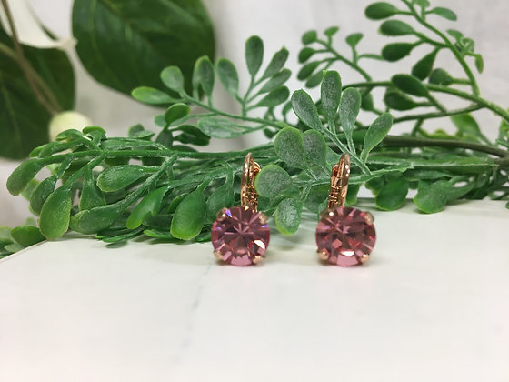 Pink Marianna Earrings