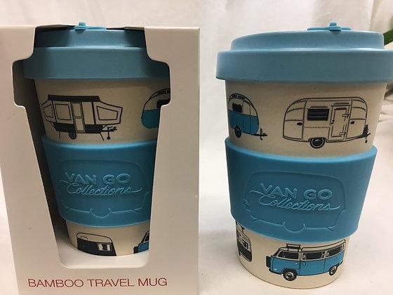 Van go reuseable travel mug
