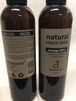 Dindi natural room spray - orange bliss