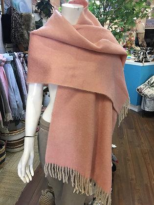 Pink scarf/shawl