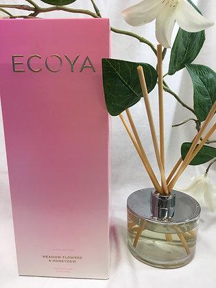 Ecoya - Meadow Flowers and Honeydew Fragranced Diffuser