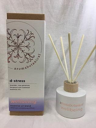D stress aromabotanical reeds