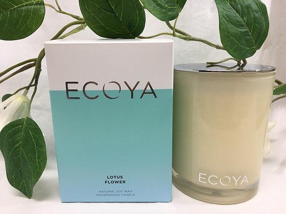 Ecoya Lotus Flower Candle - Madison Jar