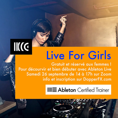 Live For Girls