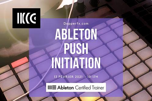 Push initiation