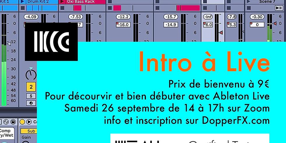Introduction à Live