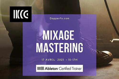 Mixage et mastering