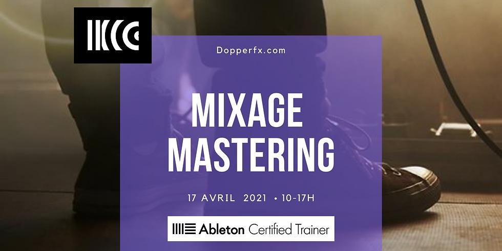 Initiation au Mixage et au Mastering