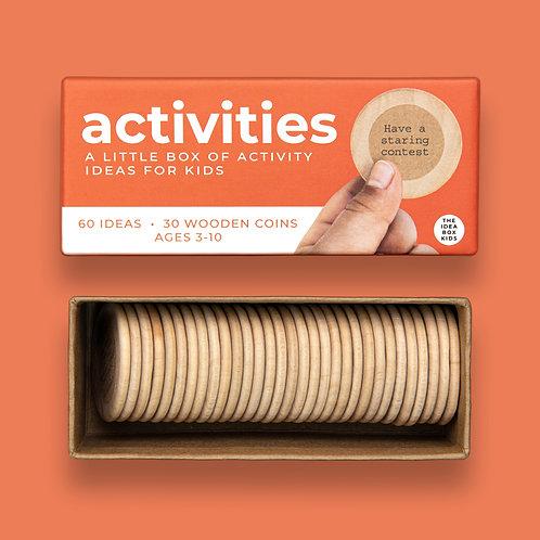 Idea Box: Activities