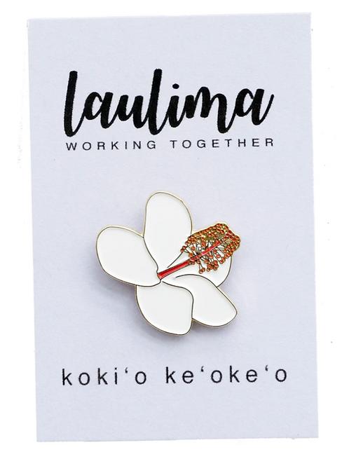 Koki'o ke' oke'o Pin