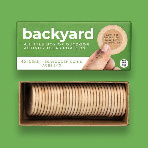 Idea Box: Backyard