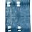 Thumbnail: Indigo Dyed Shibori Tea Towel