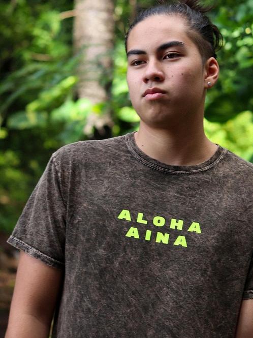 Aloha Aina shirt by INI