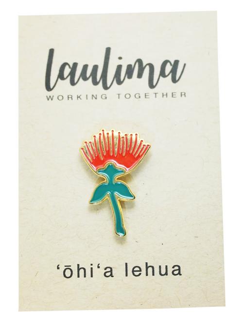 Ohi'a Lehua Pin