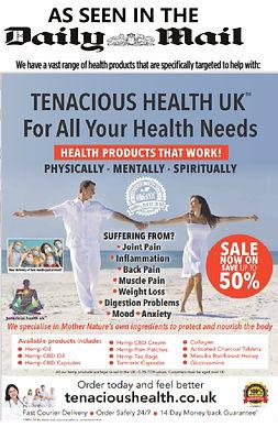 TENACIOUS HEALTH UK