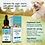 Thumbnail: Hemp Seed Oil Drops for Dogs & Cats high strength Omega 3,6 & 9 Supplement 30ml