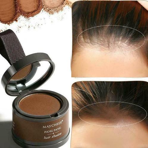 Magic Natural Hair Cover Up Powder Grey Hair Root Line Conceal/Thin Hair