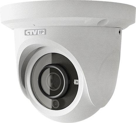 CTV-IPD4036 FLE IP видеокамера всепогодного исполнения