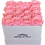 Thumbnail: Monet collection white box with sixteen pink roses