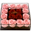 Thumbnail: Pink with red roses