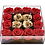 Thumbnail: Red with gold roses