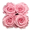 Thumbnail: Monet collection black box with four pink roses