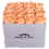 Thumbnail: Monet collection white box with sixteen peach roses