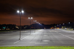 PARKING LOT LED LIGHTING SHARPTRONICS, INC.