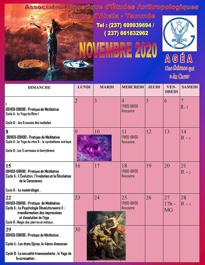 Horaire d'Ahala NOVEMBRE 2020.jpg