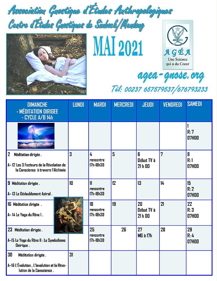 Horaire MAI 2021 SIMBOCK- PAS EN LIGNE.j