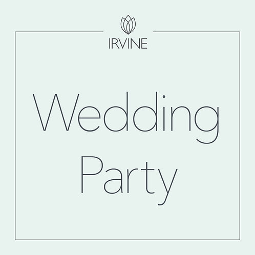 Wedding Package | Wedding Party