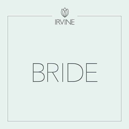 Wedding Package | Bride