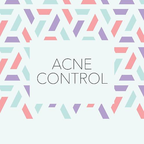 Acne Control Box