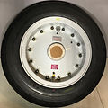 Boeing 737 Nose Wheel Assemby P/N 2607825-2