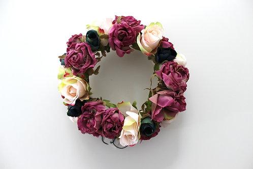 Corona de Flores Noa