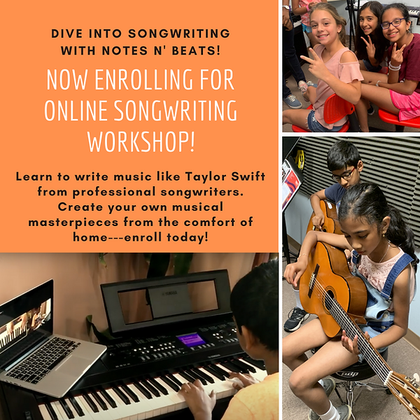 online songwriting workshop