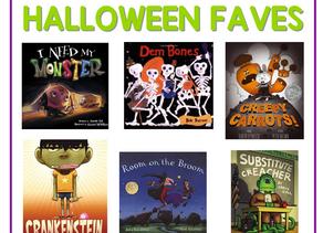 Halloween Books for Little Readers