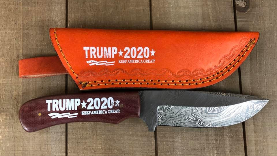Trump Knife - orange