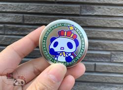 【王様ぱんだ。】メンタム缶