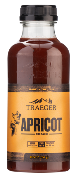 Traeger Apricot Sauce