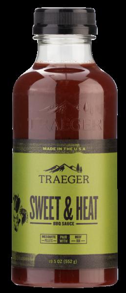 Traeger Sweet Heat Sauce