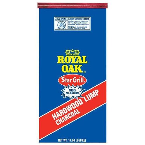 Royal Oak Lump Charcoal 8KG
