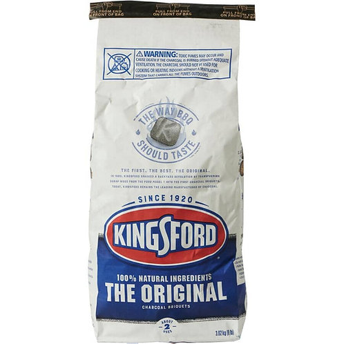 KINGSFORD 8 lb Original Charcoal Briquets