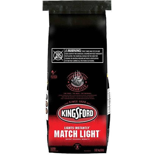 KINGSFORD 8 lb Matchlight Charcoal Briquets
